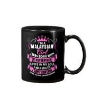 I'M A MALAYSIAN GIRL Mug thumbnail