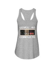 LEVEL 40 COMPLETE Ladies Flowy Tank thumbnail
