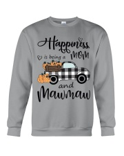 THE HAPPINESS OF MAWMAW Crewneck Sweatshirt thumbnail