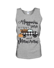 THE HAPPINESS OF MAWMAW Unisex Tank thumbnail
