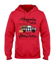 THE HAPPINESS OF MAWMAW Hooded Sweatshirt thumbnail