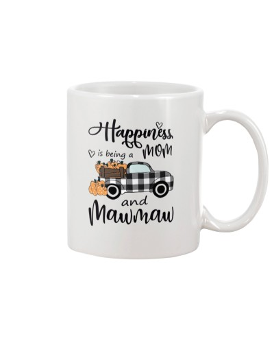 THE HAPPINESS OF MAWMAW