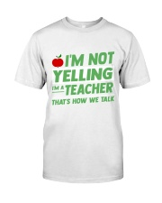 TEACHERS EDITION Classic T-Shirt front