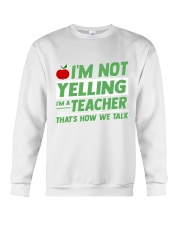 TEACHERS EDITION Crewneck Sweatshirt thumbnail