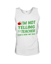 TEACHERS EDITION Unisex Tank tile