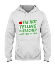 TEACHERS EDITION Hooded Sweatshirt tile