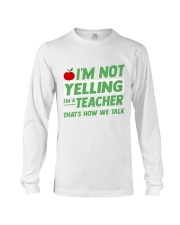 TEACHERS EDITION Long Sleeve Tee tile