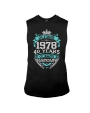 BIRTHDAY GIFT OCT78 Sleeveless Tee thumbnail
