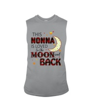 LOVE TO THE MOON AND BACK NONNA VERSION Sleeveless Tee thumbnail
