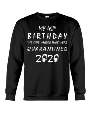 THE 45TH BIRTHDAY IN 2020 Crewneck Sweatshirt thumbnail