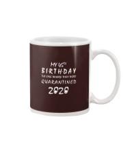 THE 45TH BIRTHDAY IN 2020 Mug thumbnail