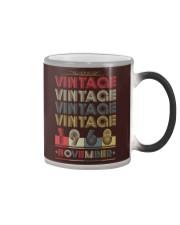 VINTAGE NOVEMBER 1968 Color Changing Mug thumbnail