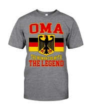 THE MYTH OMA Classic T-Shirt front