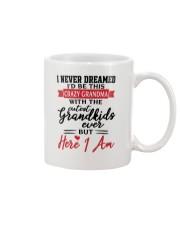 THE CRAZY GRANDMA Mug thumbnail