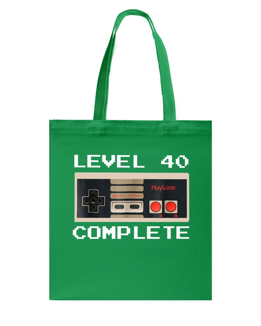 GAME COMPLETE 40 Tote Bag
