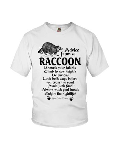 Advice form a Raccoon