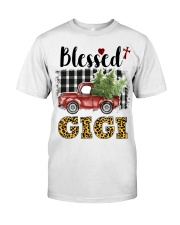 BLESSED GIGI Classic T-Shirt front