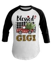 BLESSED GIGI Baseball Tee thumbnail
