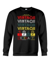 BIRTHDAY GIFT FEBRUARY 1969 Crewneck Sweatshirt thumbnail