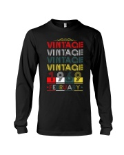 BIRTHDAY GIFT FEBRUARY 1969 Long Sleeve Tee thumbnail