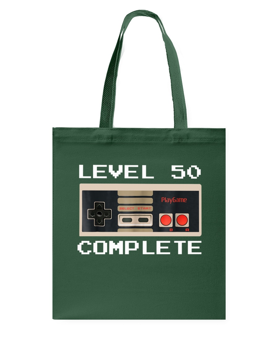 GAME COMPLETE 50 Tote Bag