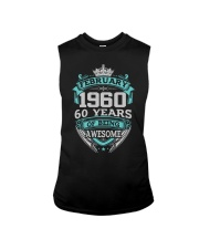 BIRTHDAY GIFT FEB 1960 Sleeveless Tee thumbnail