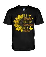 BE A GAGA V-Neck T-Shirt thumbnail