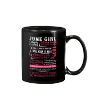 JUNE GIRL Mug thumbnail