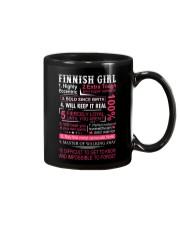 NORWEGIAN GIRL Mug thumbnail