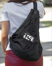 HUNTING LIFE Sling Pack garment-embroidery-slingpack-lifestyle-01
