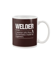WELDERS FIX THE MISTAKES Mug thumbnail