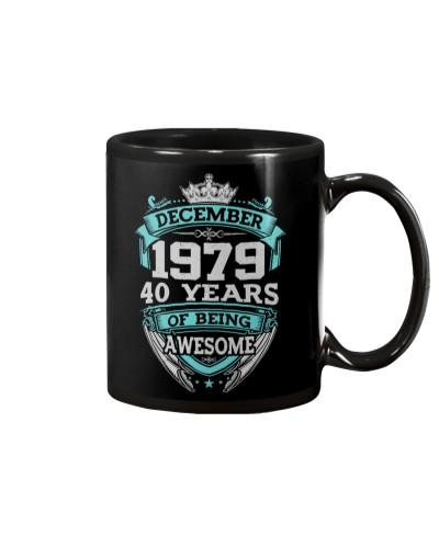 Birthday Gift December 1979