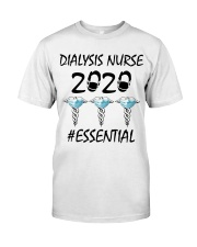 NURSE IN 2020 Classic T-Shirt front