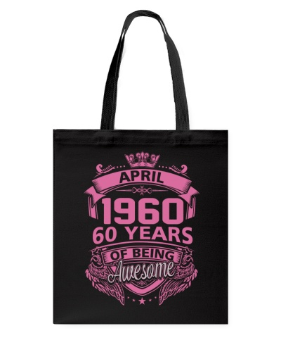 Happy Birthday April 1960