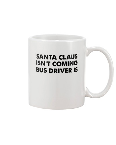 BUS DRIVER IS COMING