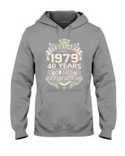 BIRTHDAY FEB 1979 Hooded Sweatshirt thumbnail