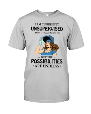 POSSIBILITIES ARE ENDLESS Classic T-Shirt front