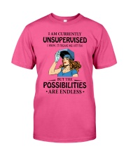 POSSIBILITIES ARE ENDLESS Classic T-Shirt tile