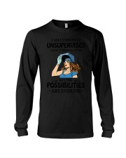 POSSIBILITIES ARE ENDLESS Long Sleeve Tee thumbnail