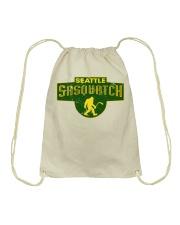SEATTLE SASQUTCH Drawstring Bag thumbnail