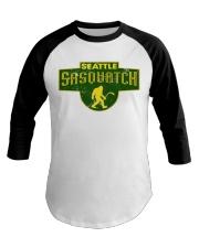 SEATTLE SASQUTCH Baseball Tee thumbnail