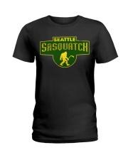 SEATTLE SASQUTCH Ladies T-Shirt thumbnail