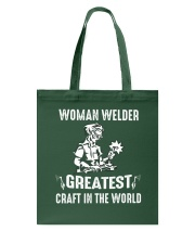 GREATEST CRAFT Tote Bag thumbnail