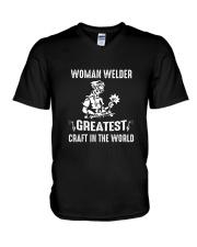 GREATEST CRAFT V-Neck T-Shirt thumbnail
