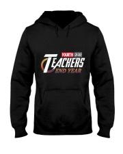 END YEAR FOURTH GRADE Hooded Sweatshirt thumbnail