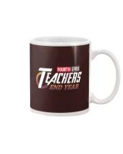 END YEAR FOURTH GRADE Mug thumbnail