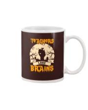 TEACHERS LOVE BRAINS Mug thumbnail