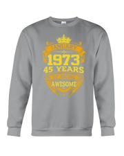 JAN73 Crewneck Sweatshirt thumbnail