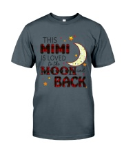 LOVE TO THE MOON AND BACK MIMI VERSION Classic T-Shirt tile