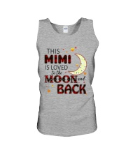 LOVE TO THE MOON AND BACK MIMI VERSION Unisex Tank thumbnail
